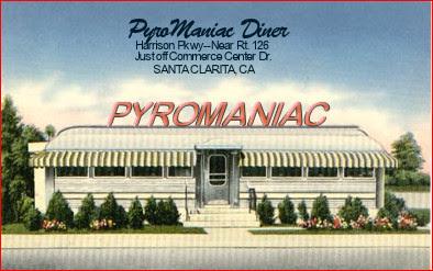 Pyromaniac Diner