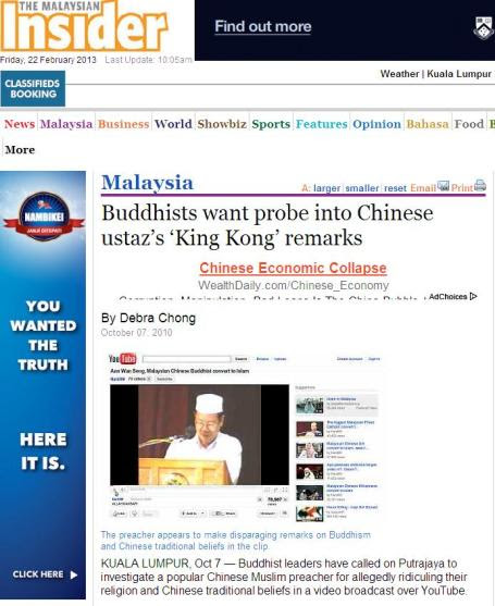 http://www.themalaysianinsider.com/malaysia/article/buddhists-want-probe-into-chinese-ustazs-king-kong-remarks