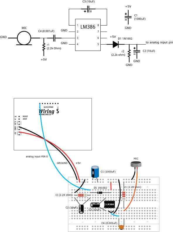 Electret Microphone Wiring Find Wiring Diagram