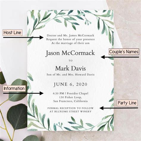 wedding invitations wording samples reception  follow