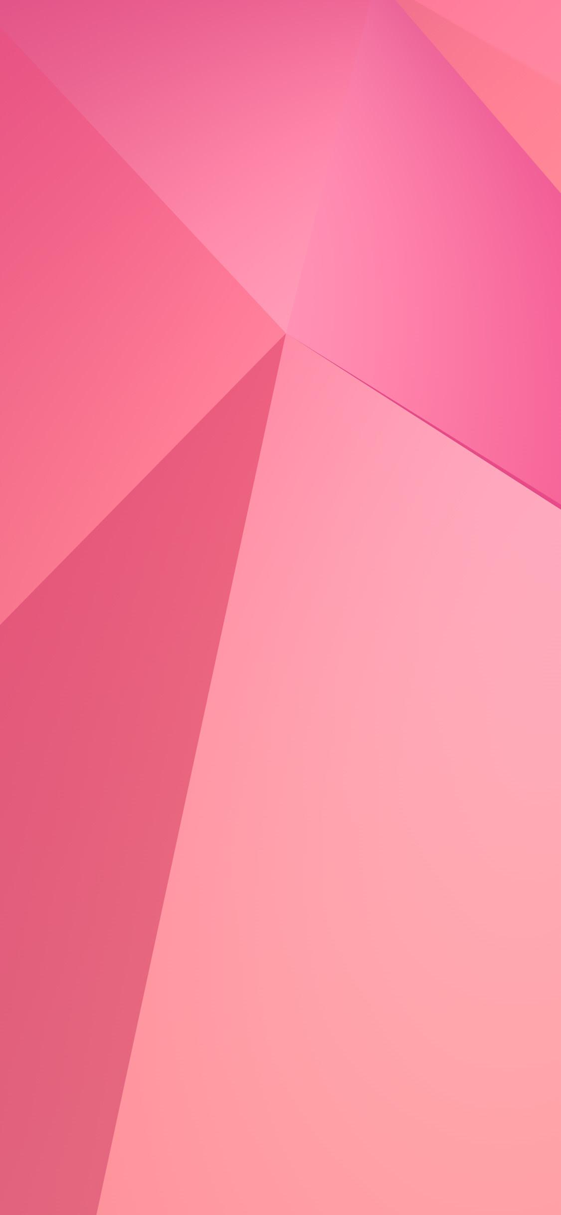 抽象的なピンクの三角形iphonex壁紙 1125 2436 Iphoneチーズ