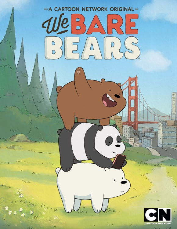 Cartoon Network Will Launch 'We Bare Bears' Series in July