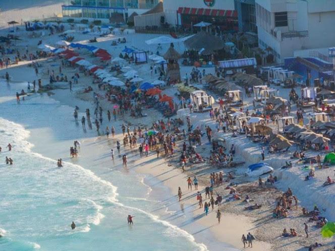 Riviera Maya espera cerrar 2017 con 5 millones de turistas