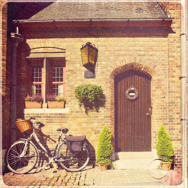 If I lived in Bruges ...