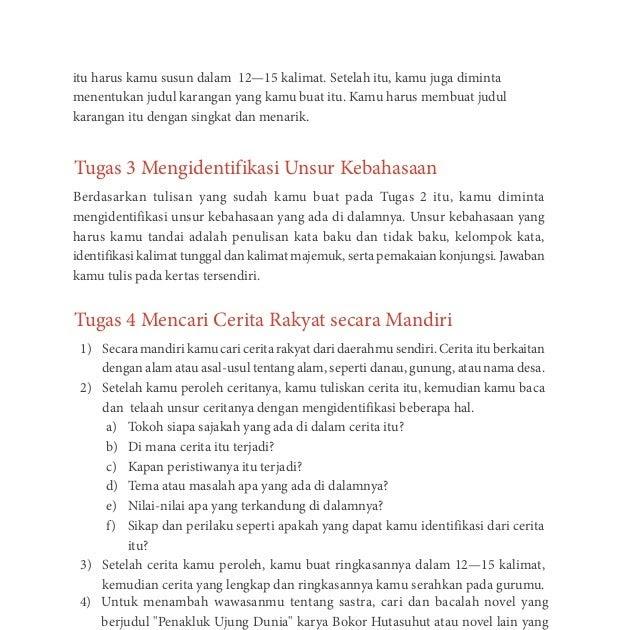 Kunci Jawaban Kirtya Basa Kelas 7 Kurikulum 2013 Halaman 36 Unduh File Guru
