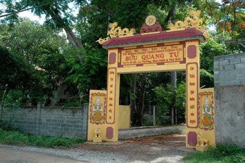 giáo hội phật giáo, truy sát trong chùa, thương vong, chùa Bửu Quang