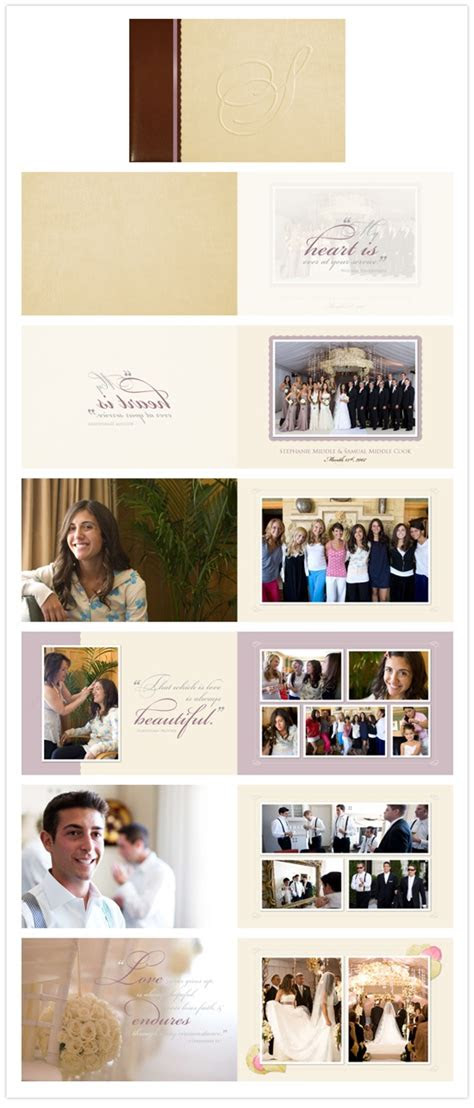 images  wedding albums layout  pinterest