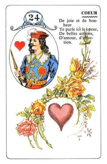 Nº 24 El Corazón Foro Tarot Comunidad Esotérica