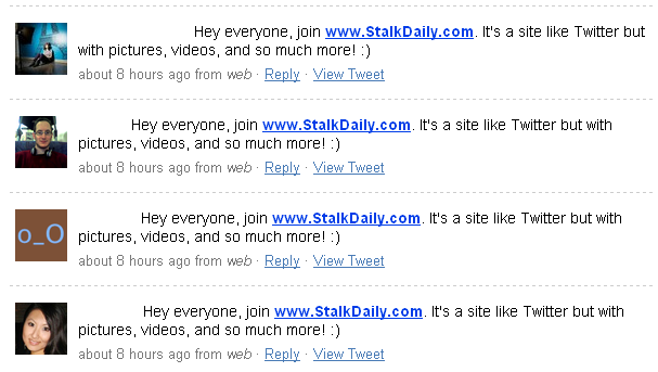stalkdaily