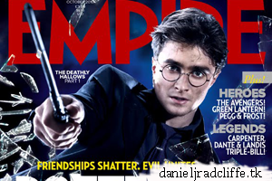 Updated: New Deathly Hallows part 1 promos in Empire magazine (UK)