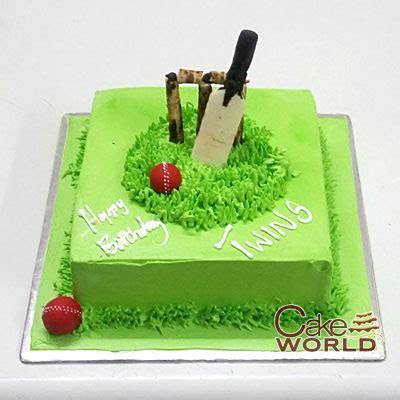 Cricket Stadium Cake Cake Delivery Trichy, Order Cake