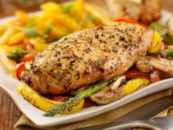 how to cook chicken kiev from coles in oven
