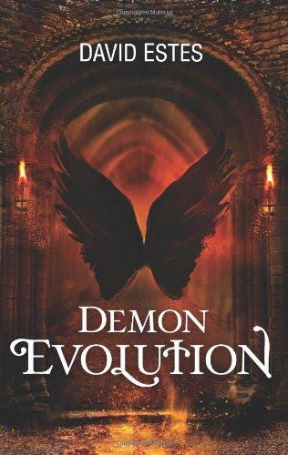 Demon Evolution (The Evolution Trilogy, #2)