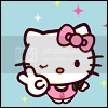 Hello Kitty Kawaii Icono