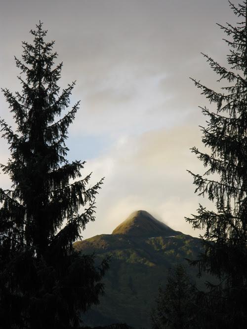 Mount McGinnis, Juneau, Alaska