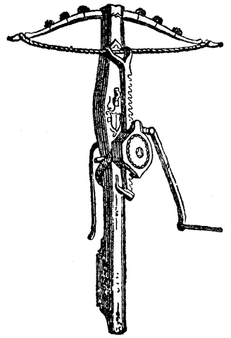 Cranequin (Rack & Pinion)