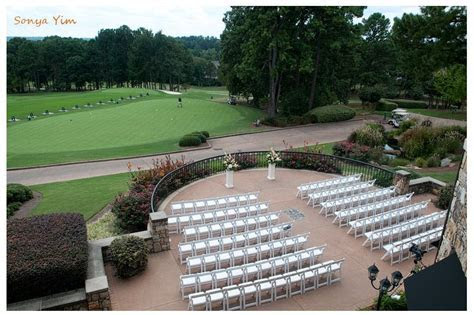 Ceremony. Outdoor Patio Wedding & Reception at St Ives