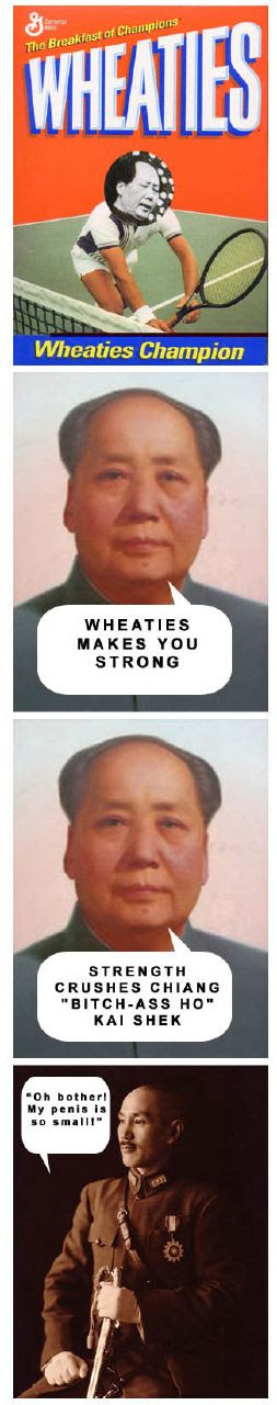 Chairman Mao explains it all 5
