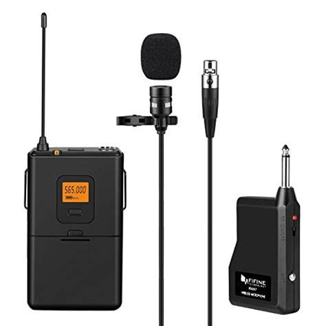 Best Wireless Lavalier Microphones & Systems 2019