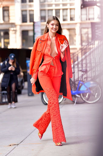 "Avatar of Gigi Hadid: ""Being honest always leads to something good"""