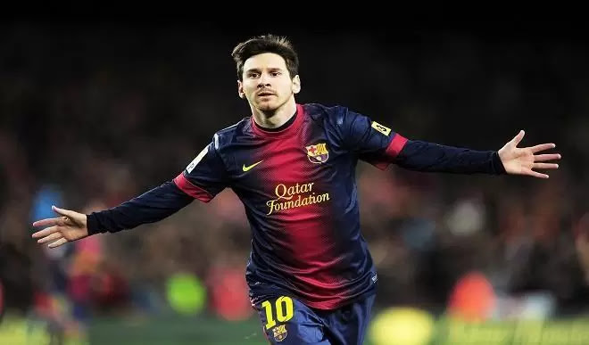 Lionel Messi in talk with Manchester City over a move