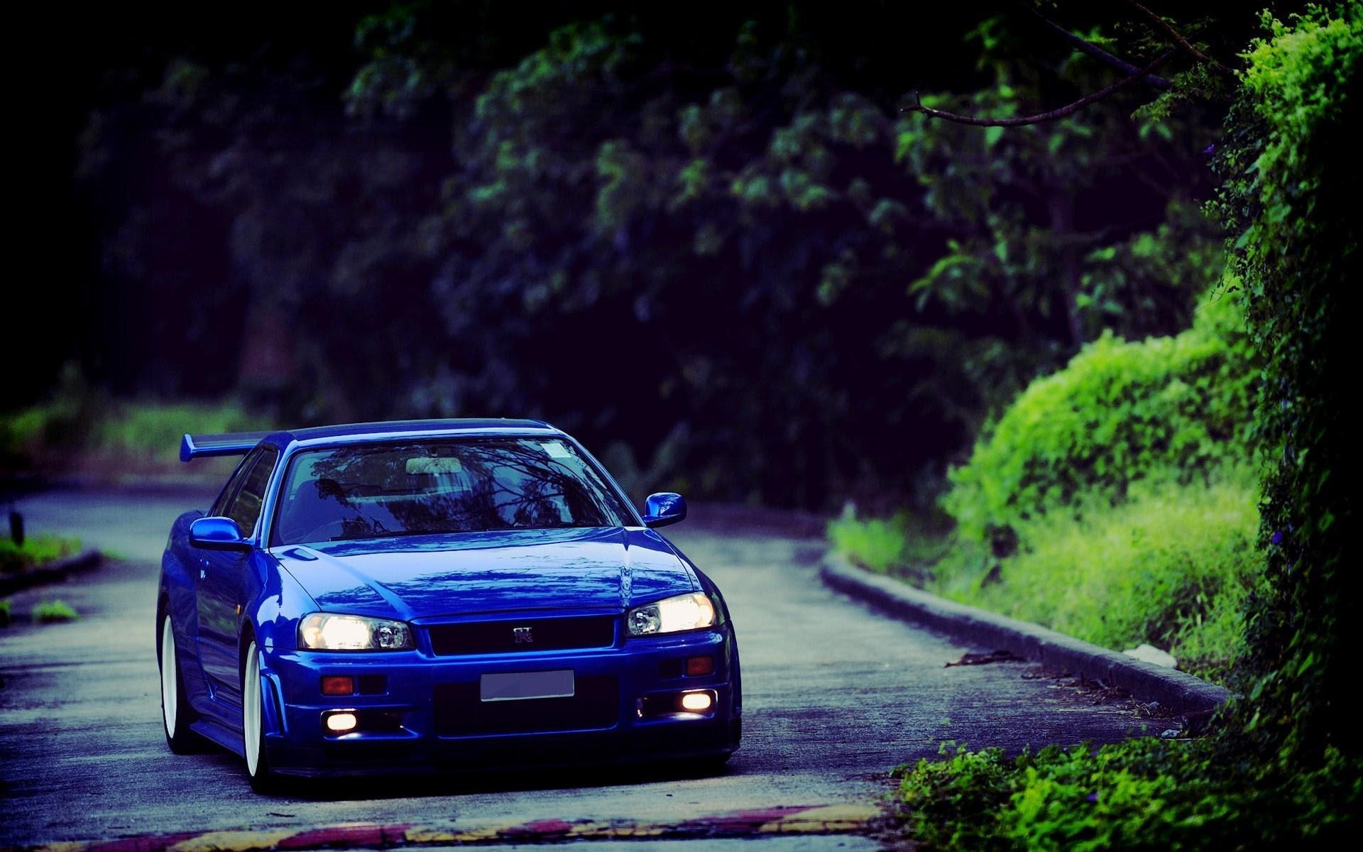 Nissan Skyline R34 Velozes E Furiosos Fotografia 38440501 Fanpop
