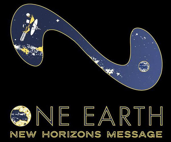Support the One Earth: New Horizons Message.