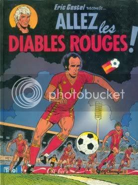 Los diablos rojos del 82, que no eran nada malos... venían de ser subcampeones de Europa en 1980...