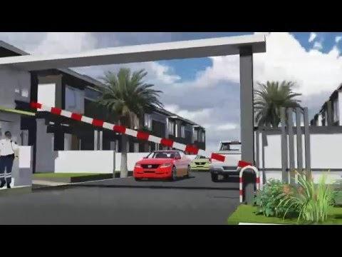 inspirasi rencana gerbang komplek perumahan, paling seru!
