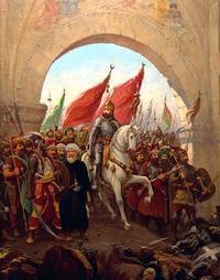 Η Άλωση της Κωνσταντινούπολης