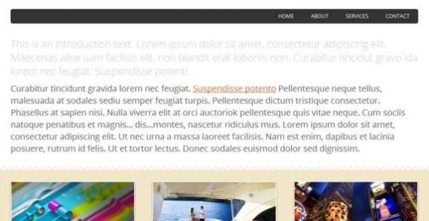 Astatinize  Portfolio WordPress Theme