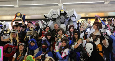 New York Comic Con Overwatch