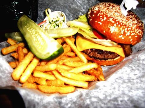 The BLT Burger