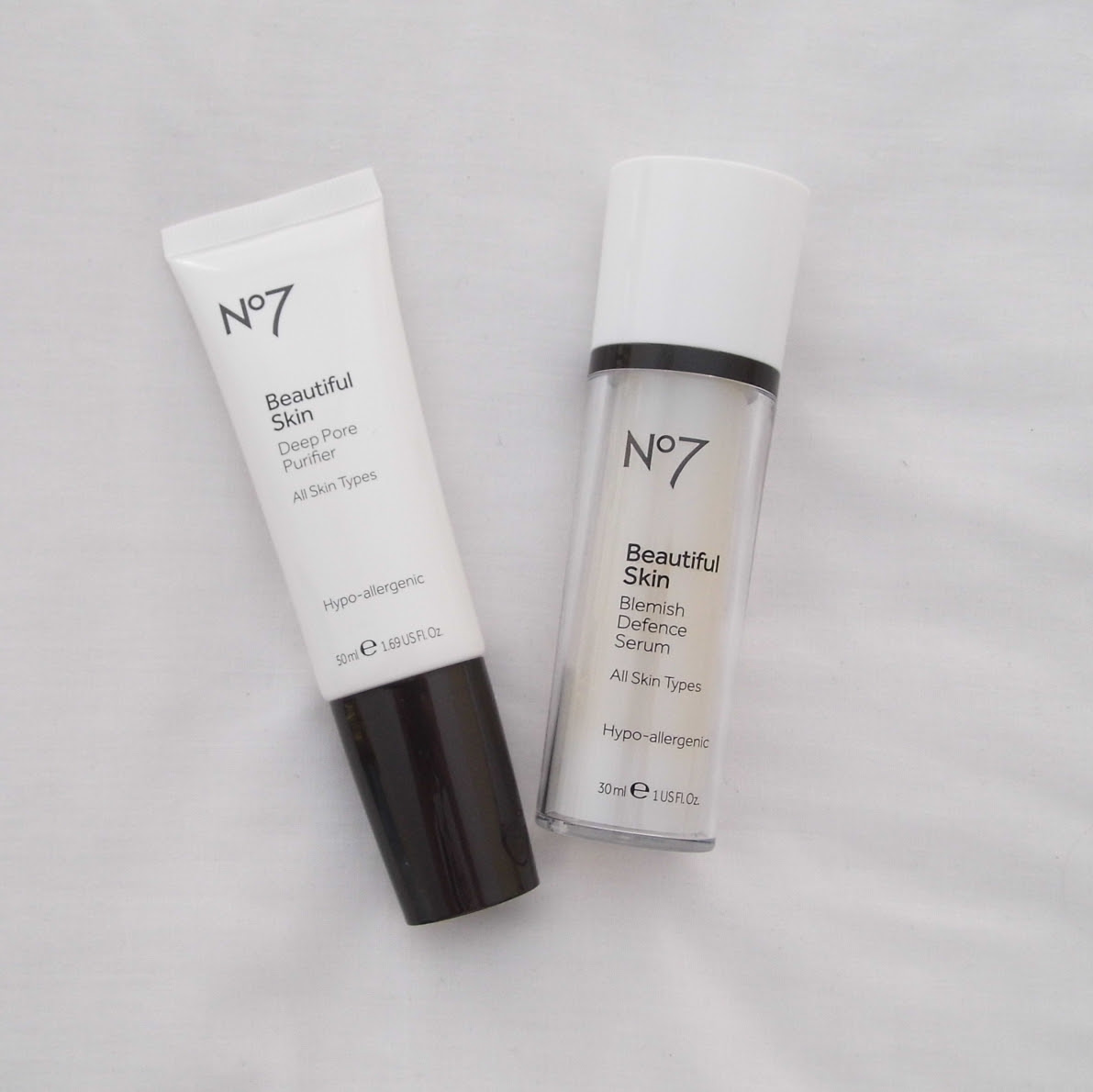Boots No7 Beautiful Skin Blemish Defence