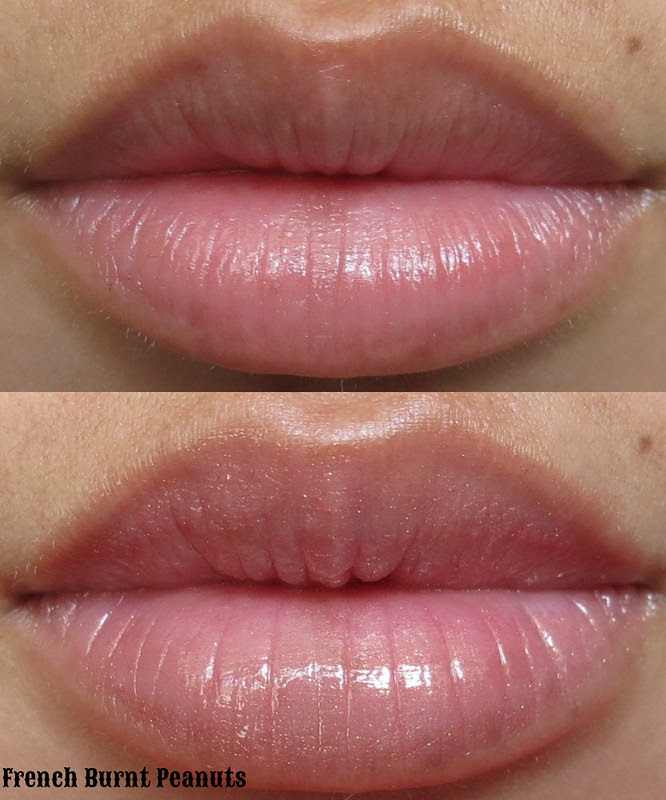 Venomous Cosmetics French Burnt Peanuts Lip Swatch
