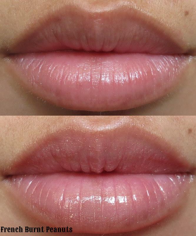 Venomous Cosmetics French Burnt Peanuts Lip Swatch