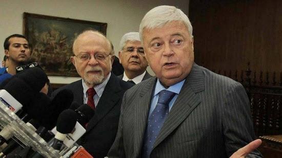 Ricardo Teixeira tem nome envolvido em escândalo de corrupção