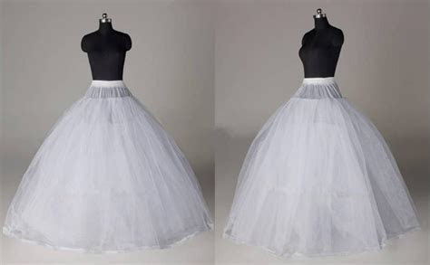 3 Hoops 3 Layers Big Ball Gown Petticoat Underskirt Bridal