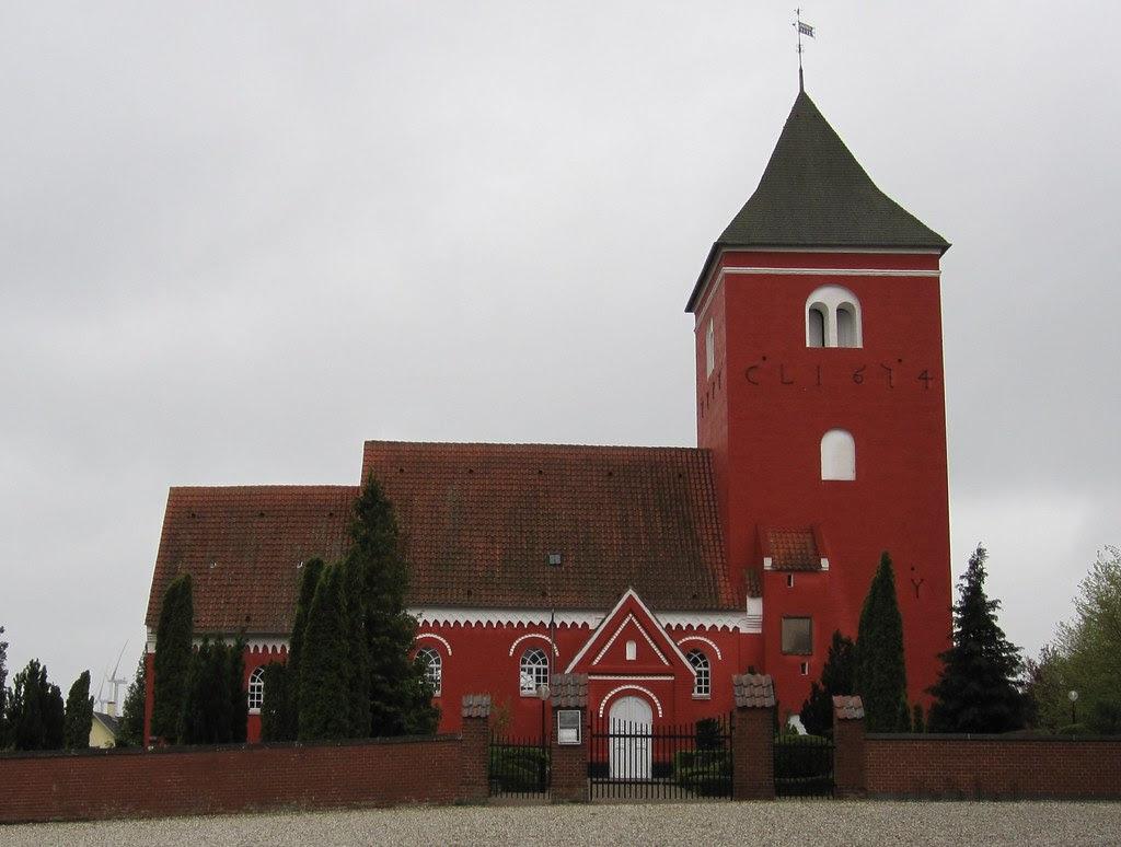 Våbensted kirke