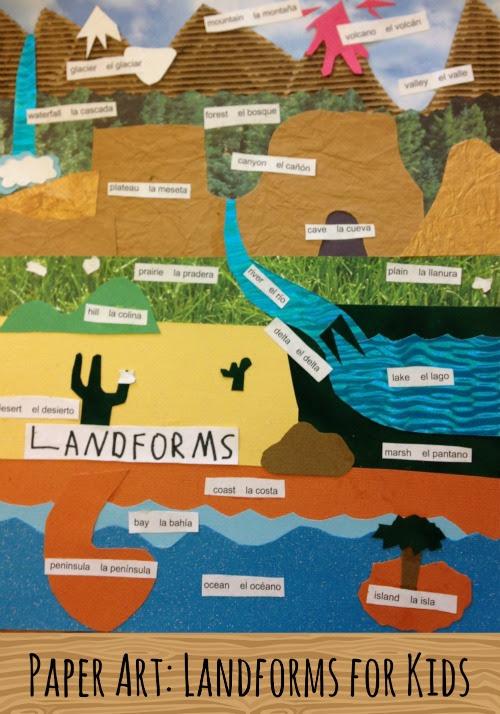 31215Paper_Art_Landforms_for_Kids