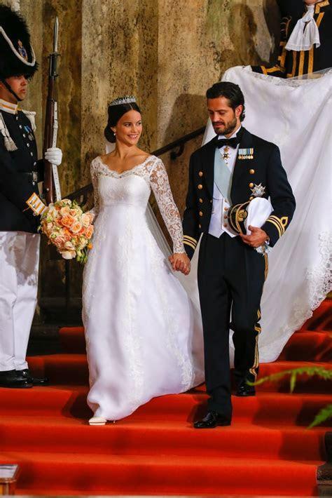 Princess Sofia of Sweden Wedding Dress   POPSUGAR Fashion