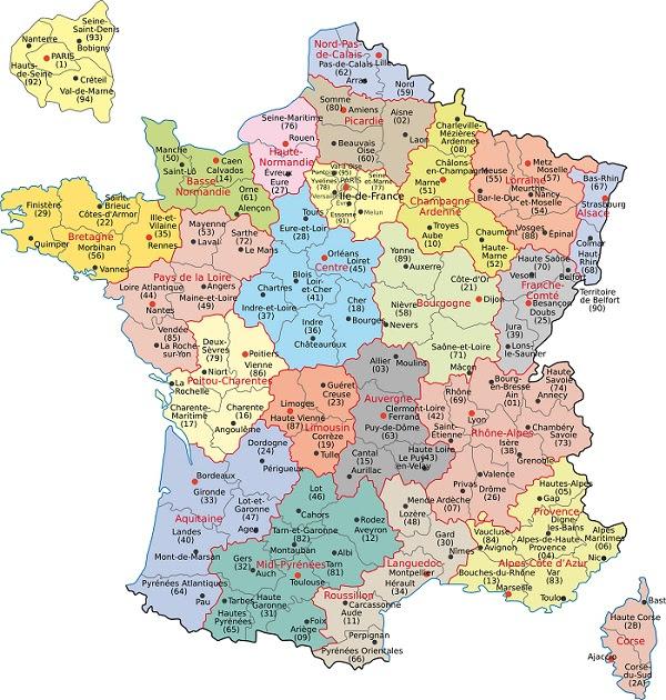 Guide Vacances Des Départements En France