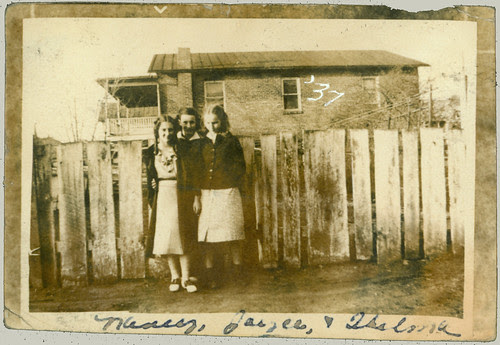 Nancy, Joyce, & Thelma '37