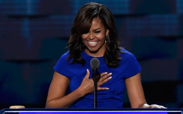 Could Michelle Obama win it for the democrats in 2020?