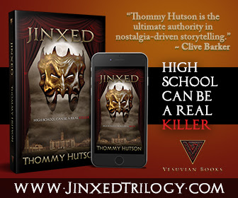 Jinxed by Tommy Hutson