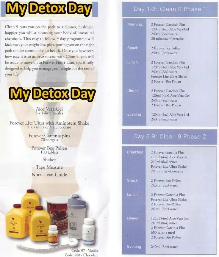 1000+ ideas about Clean 9 on Pinterest | Forever living products ...