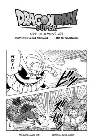 Dragon Ball Super Comics English Pdf