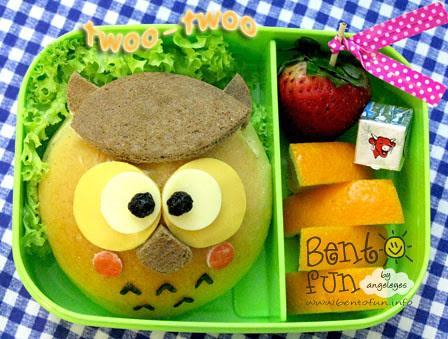 Big Eyes Owl