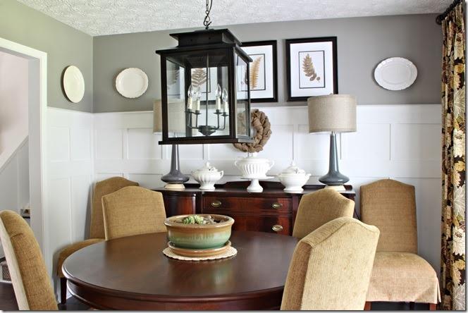 dining room lantern