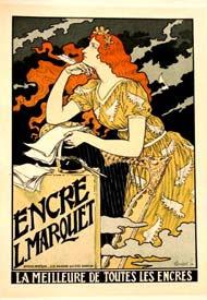 An example of a Les Maîtres de L'Affiche poster